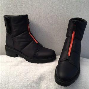 Sam Edelman Bllk Nylon Boot sz 9 1/2